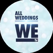 All Weddings WE tv